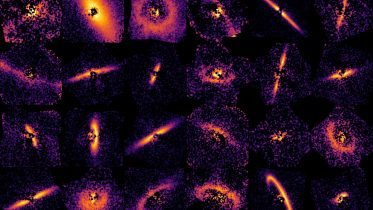 Exoplanet Nurseries Revealed in Rogue's Gallery of Dusty Star Systems
