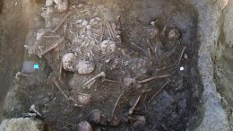 Genetic Analysis of Ancient Massacre