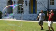 Giant Soap Bubble