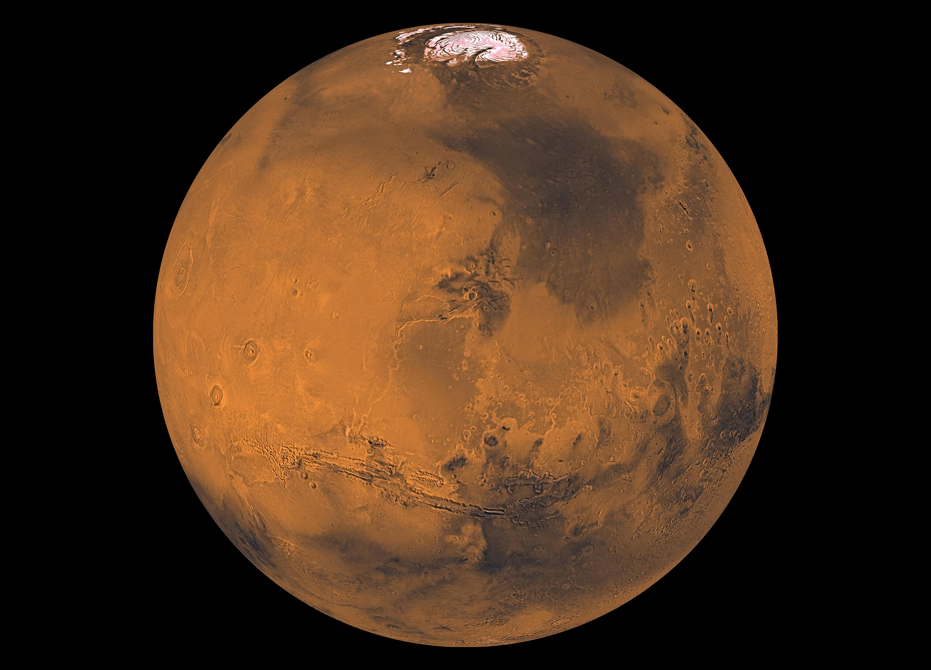 Up to 99% of Martian Water Can Still Be Trapped in the Earth's Crust – Not Lost to Space So Long Theorized