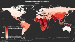 Global Distribution of Toxic Pollution and Climate Change