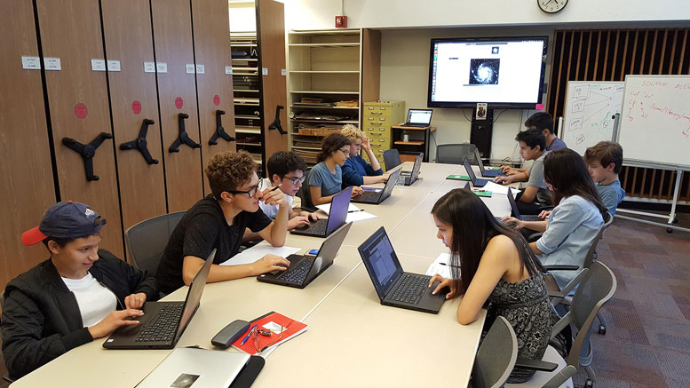 Global SPHERE Network Promotes Research Opportunities for Students