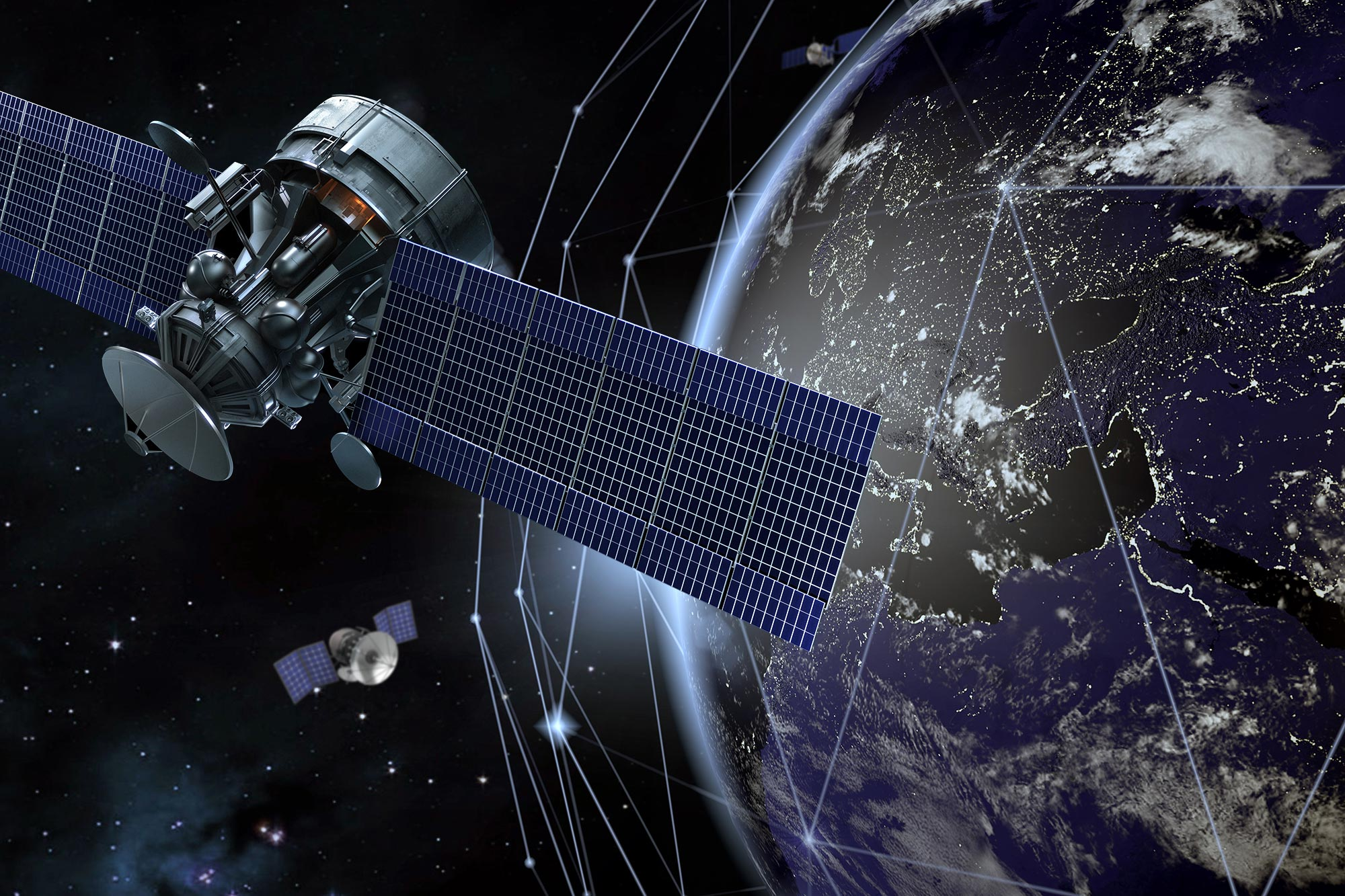 MIT Compares the Largest Satellite Internet Meganetworks: SpaceX, OneWeb,  Telesat, and Amazon
