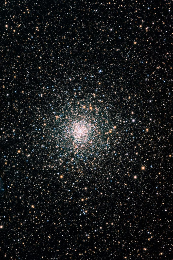 Globular Cluster NGC 6397 Ground-Based Image