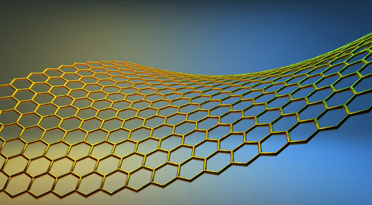Graphene Could Deliver Internet One Hundred Times Faster