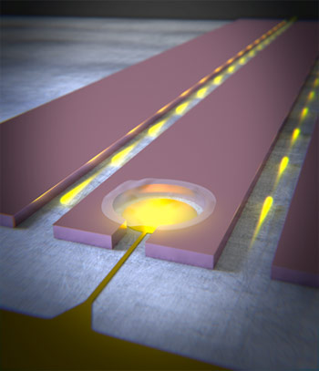 Graphene Drum Could Form Future Quantum Memory