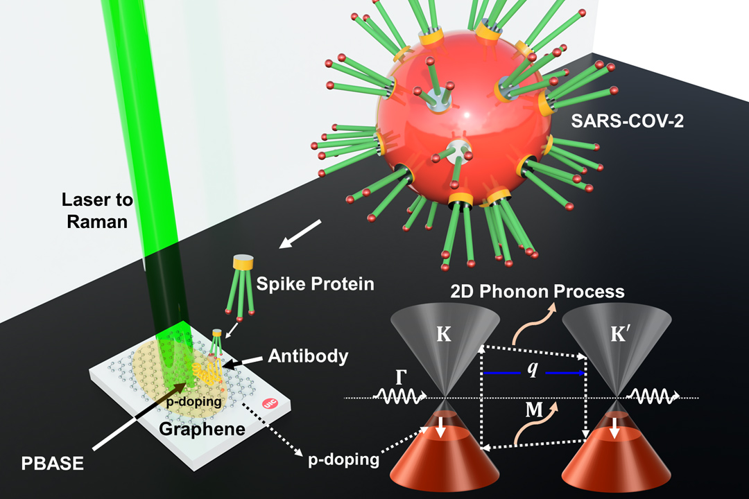 """""""Wonder Material"""" Can Be Used to Detect COVID-19 Virus Quickly and Accurately"""