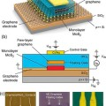 Graphene and Molybdenite Combined for Flash Memory