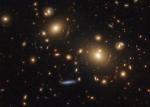 Gravitational Lensing System Called SDSS J0928+2031