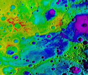 'Great Valley' Found on Mercury