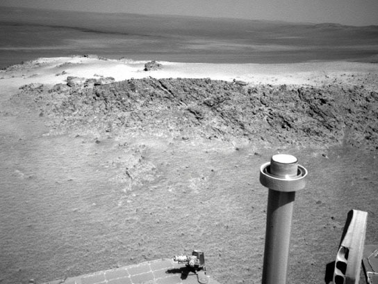 Greeley Haven Image From NASA Rover