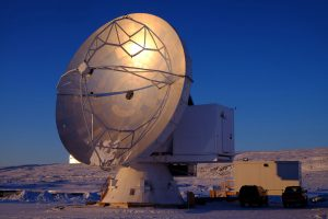 Greenland Telescope Opens New Era of Astronomy
