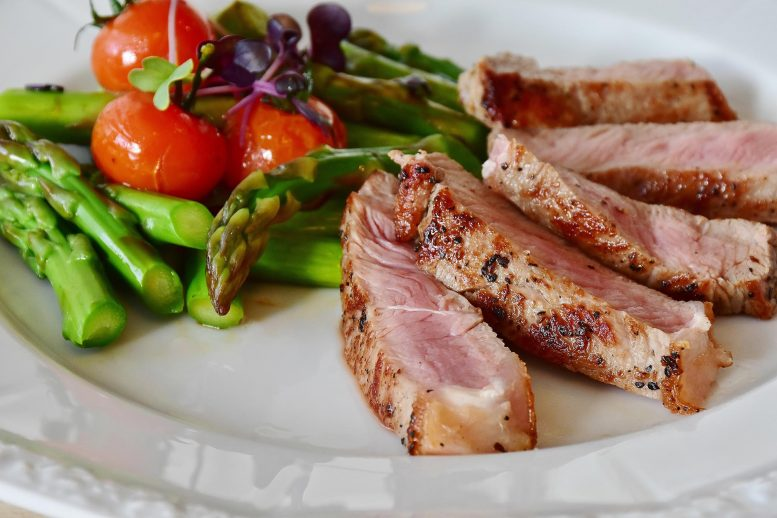 Grilled Meat Dish