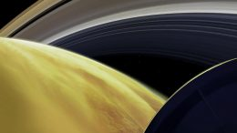 Groundbreaking Science Emerges from Saturn