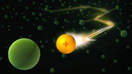 Guide Single Ion Through Bose Einstein Condensate