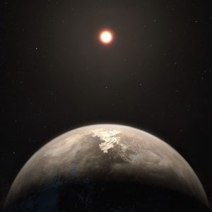 HARPS Instrument Discovers Earth-Sized World Around Ross 128