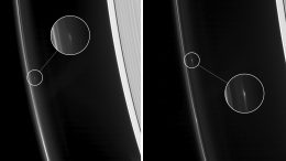 Hardy Objects in Saturn's F Ring