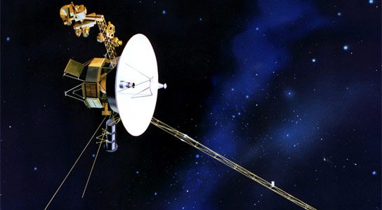 Has Voyager 1 Reached Interstellar Space? Study Provides Details of Drastic Changes in Radiation Levels