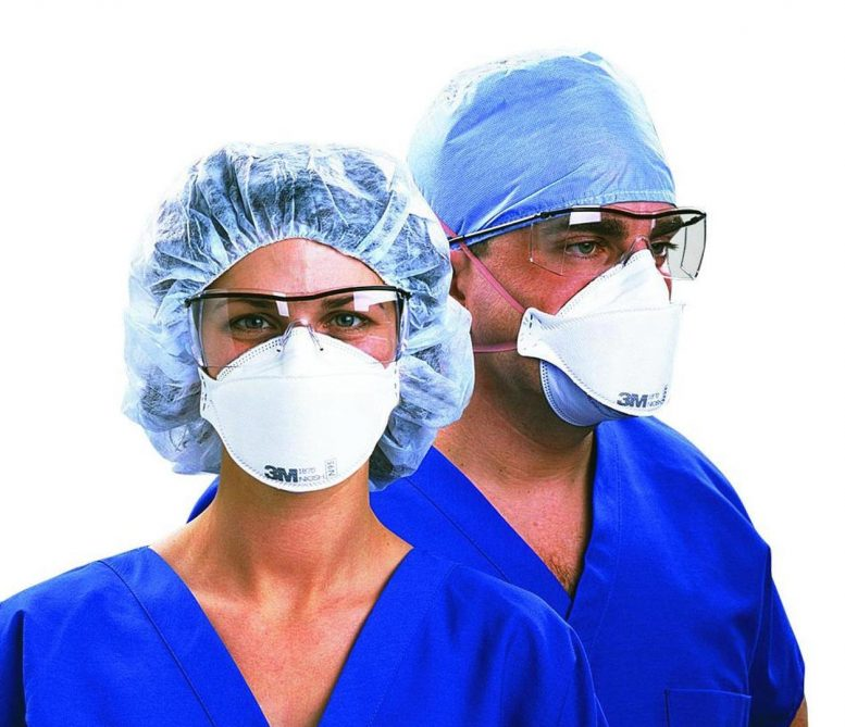 Health Workers PPE