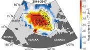 Heat Has Reached Deep Into The Arctic Interior