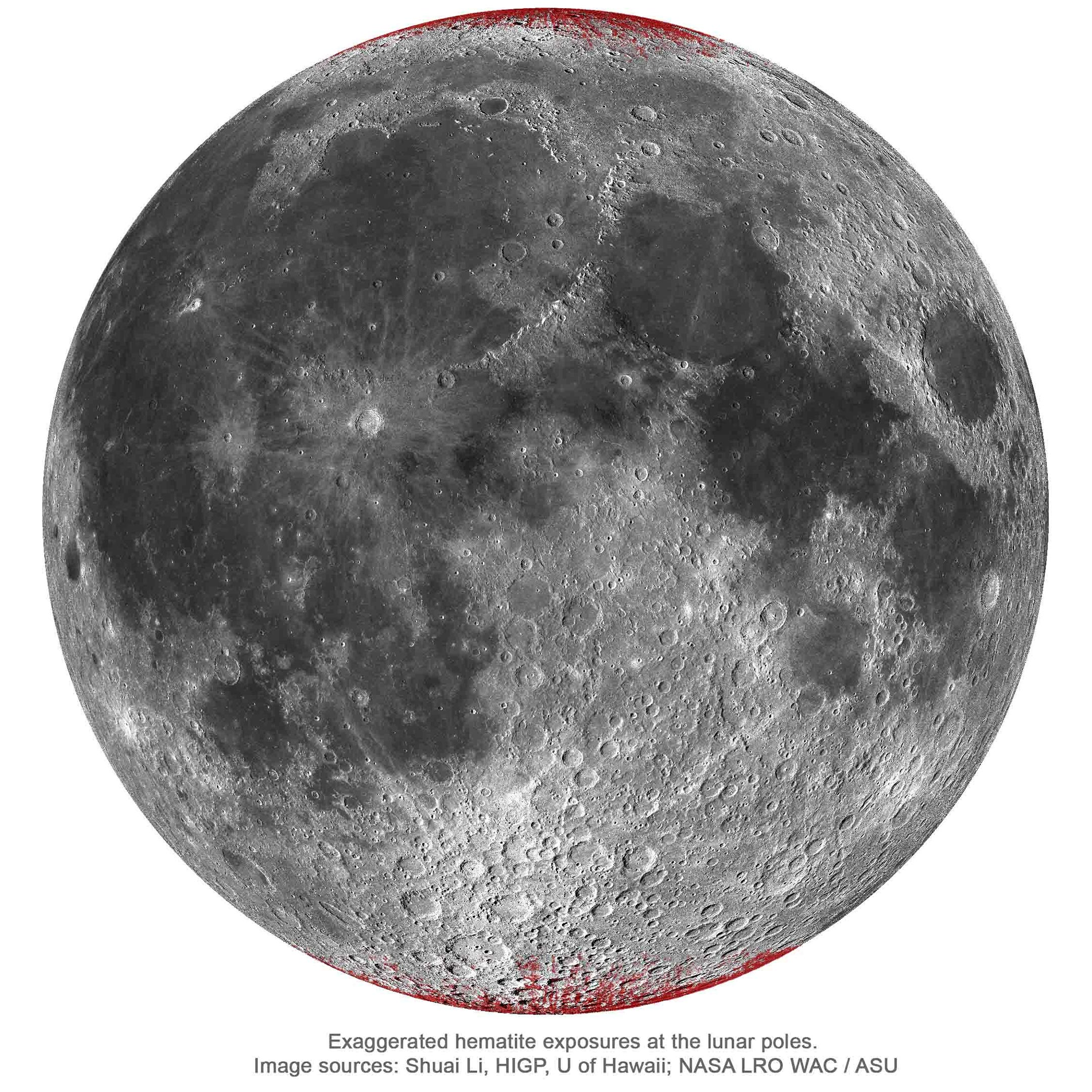 Planetary Scientists Surprised to Find the Moon Rusting – Now They've Found  the Likely Culprit