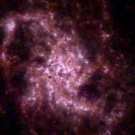 Herschel Views Spiral Galaxy M33