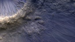 HiRISE Views Impact Ejecta