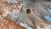 HiRISE Views a Mass of Viscous Flow Features