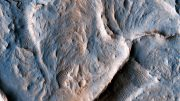HiRISE Views an Inverted Fluvial Channel in the Region of Aeolis Zephyria Plana