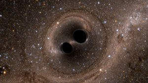 Hidden Dimensions Could Influence Gravitational Waves