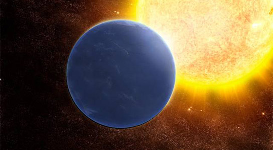 High Obliquity Planet Could Be Habitable