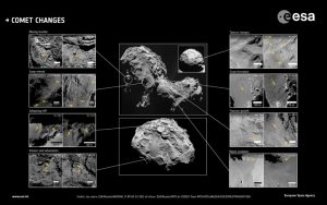 High-Resolution Images of Comet 67P