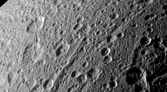 Hints of Activity on Dione