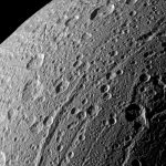 Hints of Activity on Saturn Moon Dione