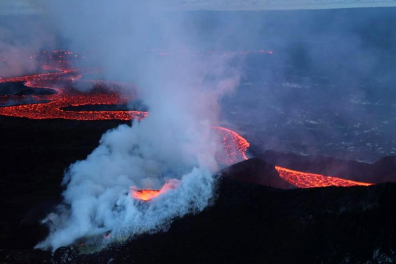 Holuhraun Lava Eruption