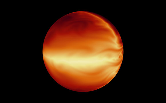 Hot Jupiter HD 80606b