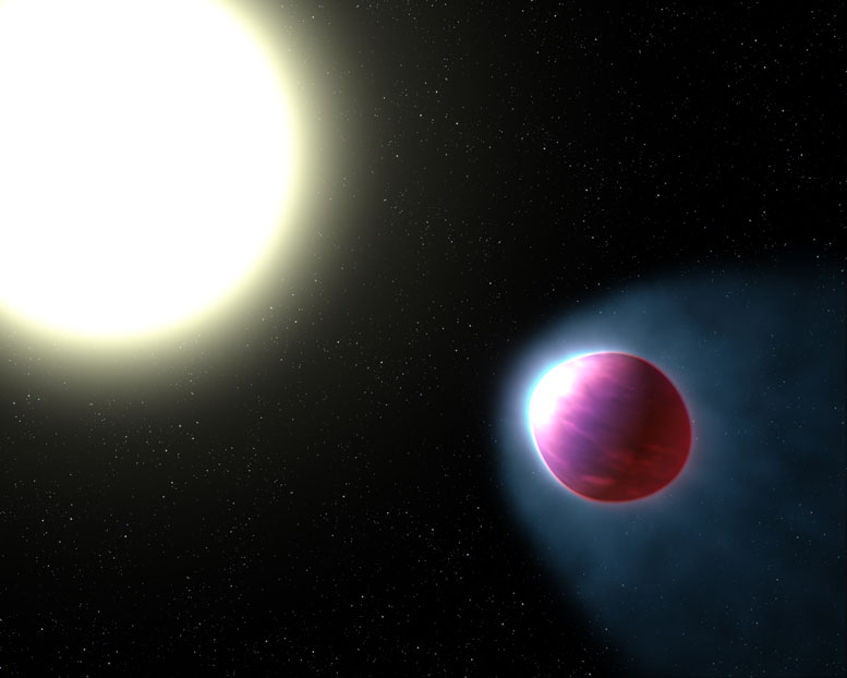 Hot Jupiter WASP-121b