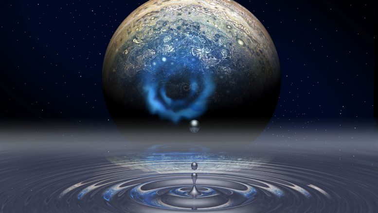 How Hydrogen Becomes Metallic Inside Gas Giant Planets