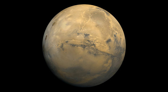How Mars Lost Its Water