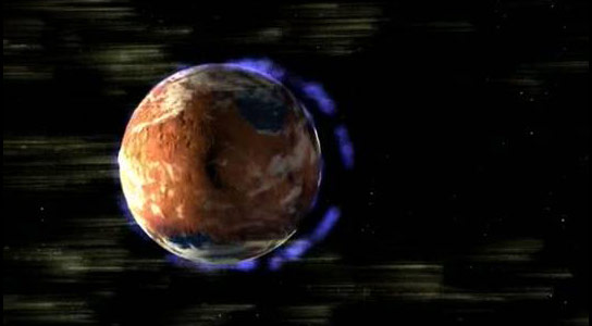 How Mars Lost Most of its Atmosphere