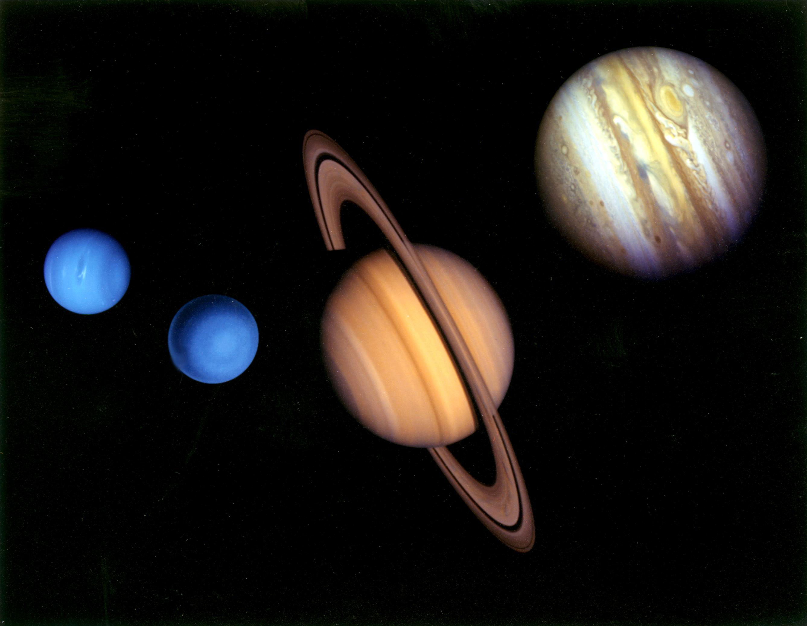 Major Accomplishments of NASA's Voyager 1 and 2 Spacecraft