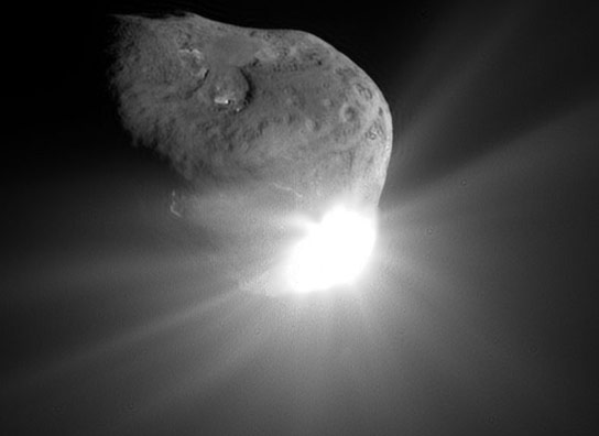 How to Target and Collide with an Asteroid