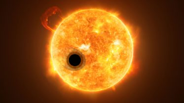 Hubble Detects Helium in the Atmosphere of Exoplanet WASP-107b