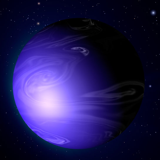 neptune from hubble - photo #8