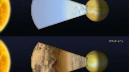 Hubble Examines the Atmospheres of Two Hot Jupiters