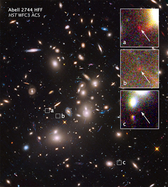 Hubble Finds Extremely Distant Galaxy More Than 13 Billion Light Years Away