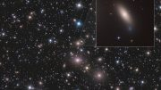 Hubble Finds Relic Galaxy Close to Home