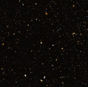 Hubble GOODS South View