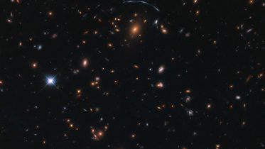 Hubble Image of the Week – Of Bent Time and Jellyfish