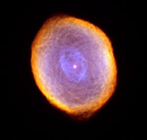Hubble Image of Planetary Nebula IC 418